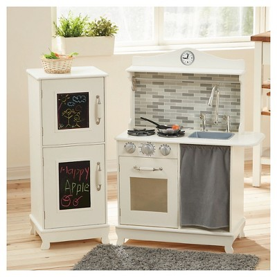 Genial Teamson Kids Sunday Brunch Wooden Play Kitchen   White : Target