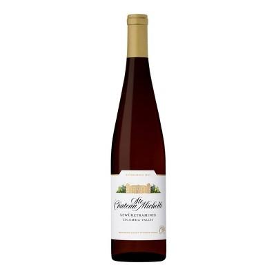 Chateau Ste. Michelle Gewurztraminer White Wine - 750ml Bottle