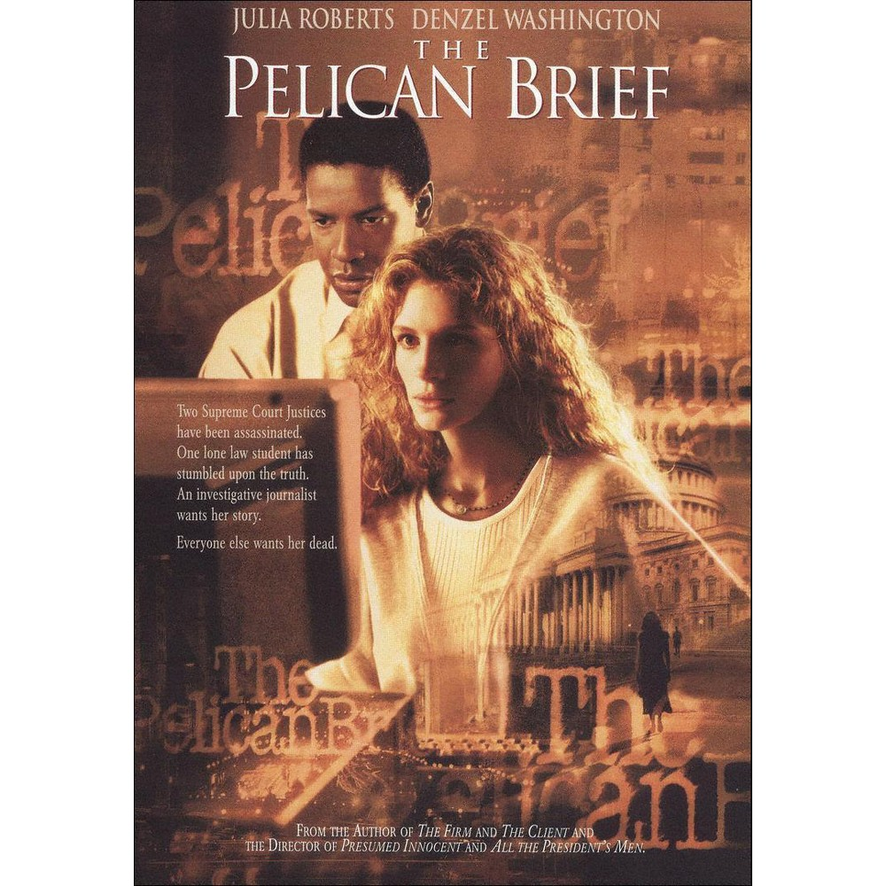 The Pelican Brief (dvd_video)