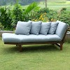 Westlake Convertible Sofa Daybed with Cushion - Cambridge Casual - image 4 of 4