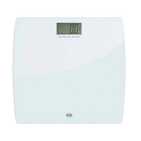 Tempered Gl Digital Bathroom Scale