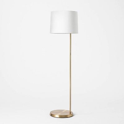 Offset Base Floor Lamp (Includes LED Bulb) - Threshold™ designed with Studio McGee