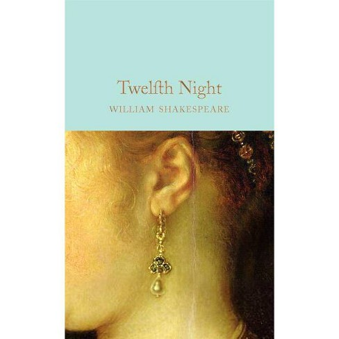 Twelfth Night - (MacMillan Collector's Library) by  William Shakespeare (Hardcover) - image 1 of 1