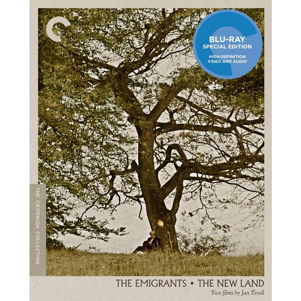 Emigrants/New Land (Blu-ray)