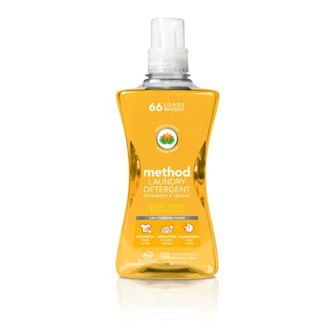 method Ginger Mango Laundry Detergent - 53.5 fl oz - image 1 of 3