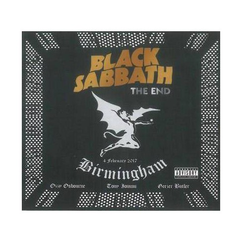 Black Sabbath - End (CD) - image 1 of 1