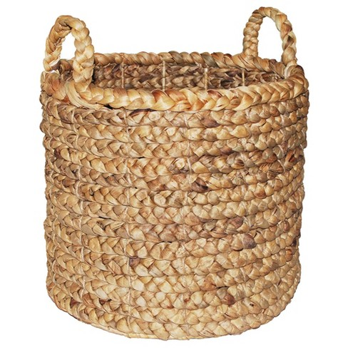 "13""x14"" Decorative Basket Natural - Threshold™ - image 1 of 1"