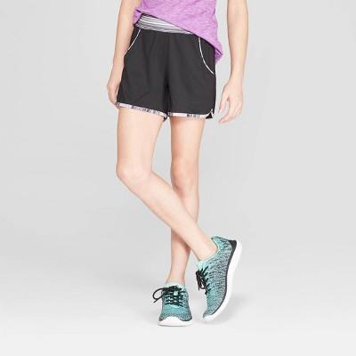 73df48c3d2a3 Girls  Knit Performance Shorts- C9 Champion®