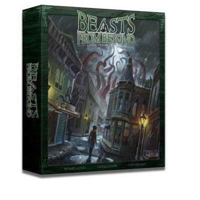 Fate of the Elder Gods - Beasts from Beyond Board Game