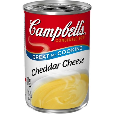 Campbell's Condensed Cheddar Cheese Soup - 10.5oz
