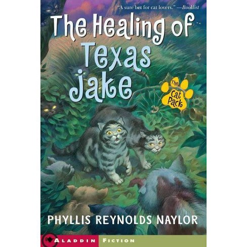 The Healing of Texas Jake - (Aladdin Fiction) by  Phyllis Reynolds Naylor (Paperback) - image 1 of 1