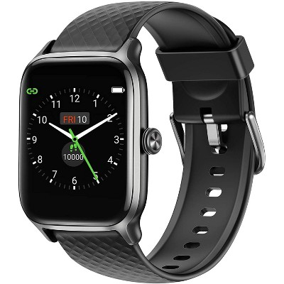 Letsfit Smart Watch Fitness Tracker with Heart Rate & Sleep Monitor & Blood Oxygen Saturation Compatible with iPhone & Android Phones - EW1