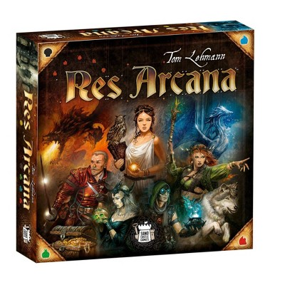 Sandcastle Games Res Arcana Board Game