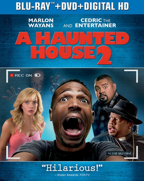 A Haunted House 2 [Blu-ray] - image 1 of 1