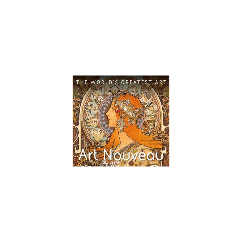 Art Nouveau - New (The World's Greatest Art) by Camilla De La Bu00e9doyu00e8re (Paperback)
