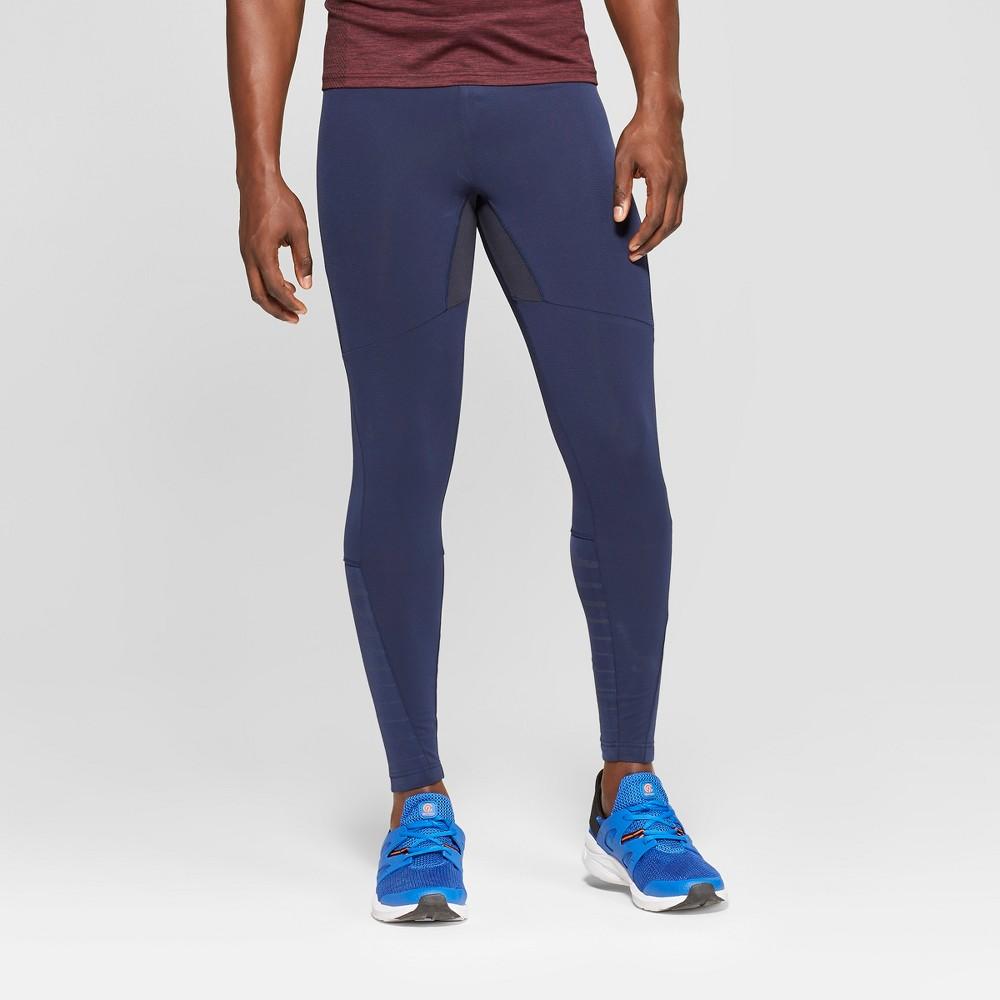 Men's Running Tight Leggings - C9 Champion Black Xxl