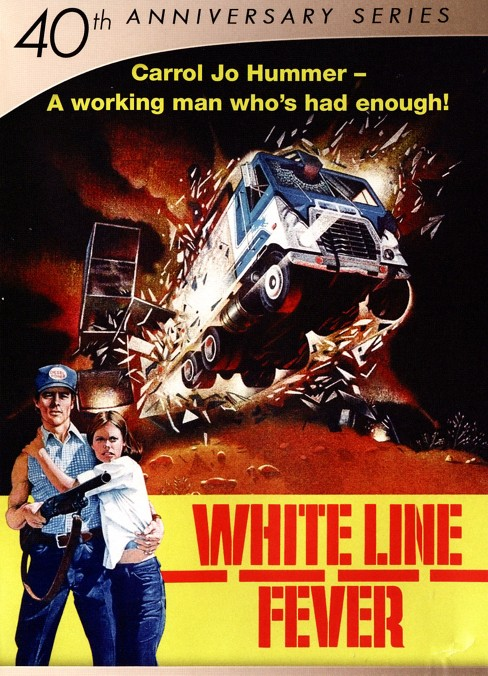 White line fever (40th anniversary se (DVD) - image 1 of 1