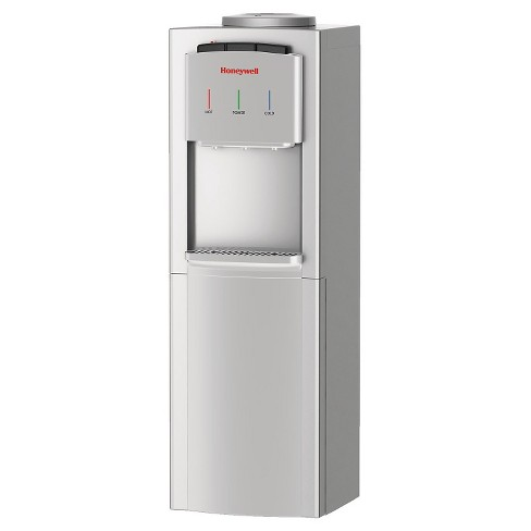 "Honeywell 40"" Freestanding Water Cooler - Silver - image 1 of 4"
