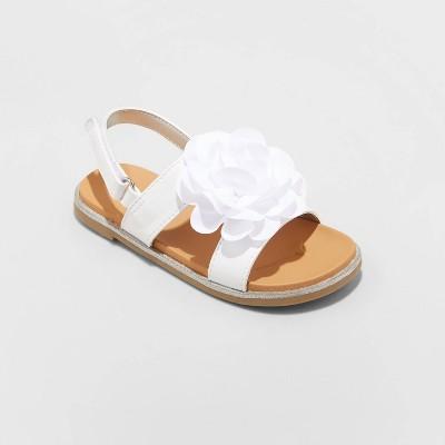 Toddler Girls' Violetta Ankle Strap Sandals - Cat & Jack™