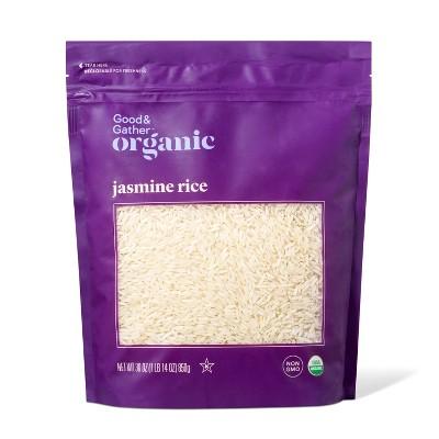 Organic Jasmine Rice - 30oz - Good & Gather™
