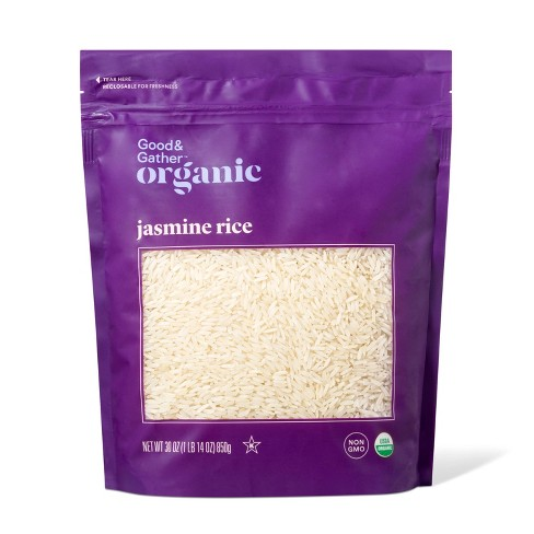 Organic Jasmine Rice - 30oz - Good & Gather™ - image 1 of 3