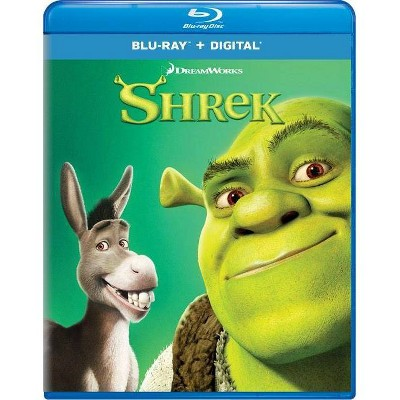 Shrek (Blu-ray + Digital)