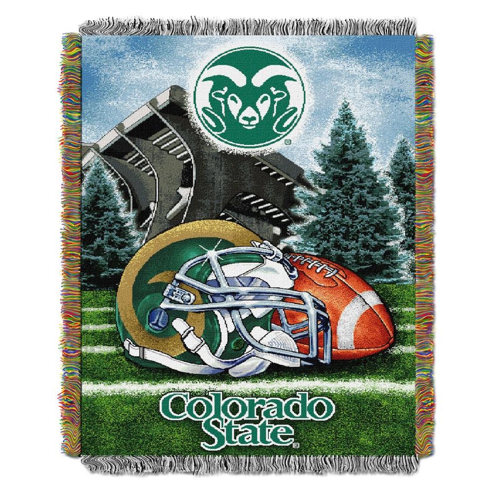 NCAA Northwest Tapestry Throw Blanket Colorado State Rams - 48 x 60