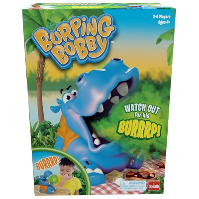 Goliath Burping Bobby Game