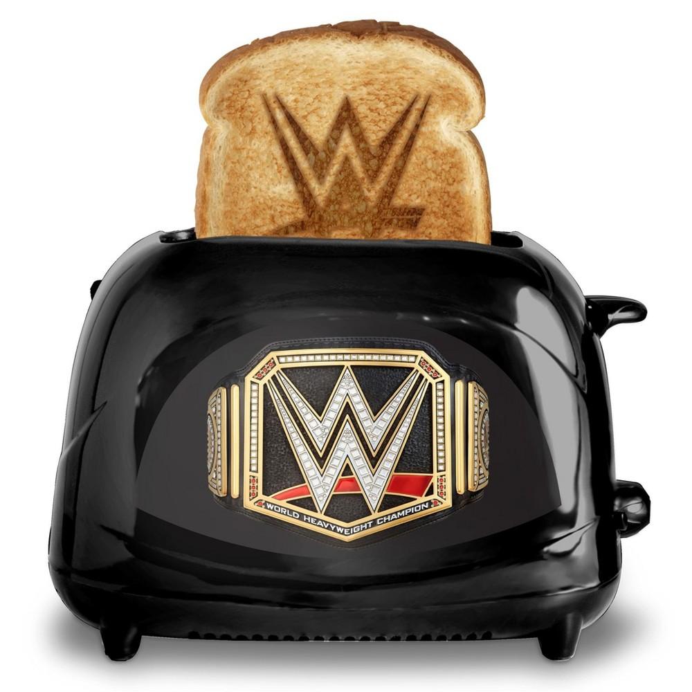 Wwe Championship Belt Toaster, Black 54252539