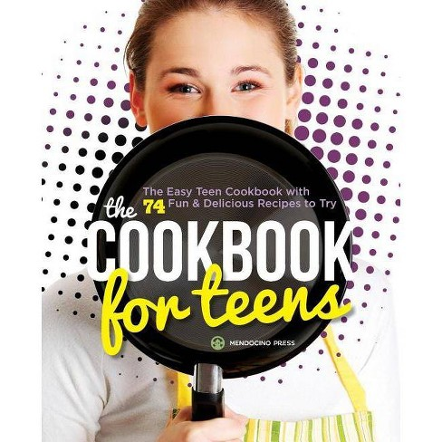 Cookbook for Teens - by  Tamra Orr (Paperback) - image 1 of 1
