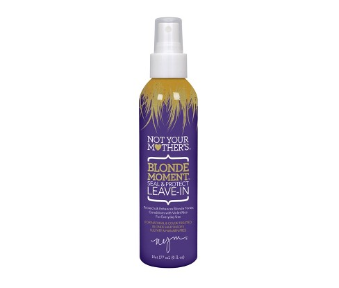 Not Your Mother's Blonde Moment Seal & Protect Leave In - 6 fl oz - image 1 of 1
