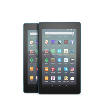 Buy 2: Amazon Fire 7 Tablet 16GB