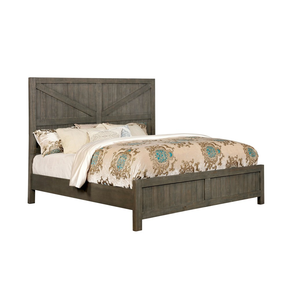 Adult Bed Casual Gray - Sun & Pine
