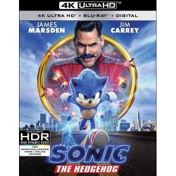 Sonic the Hedgehog (4K/UHD)
