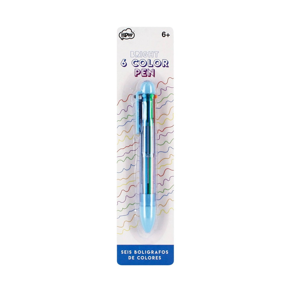Image of 6-in-1 Color Pen, pens