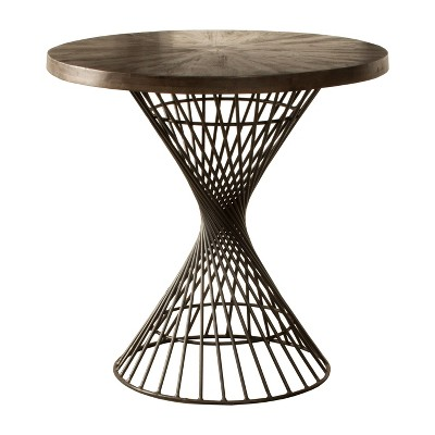 Kanister Round Counter Height Dining Table - Hillsdale Furniture