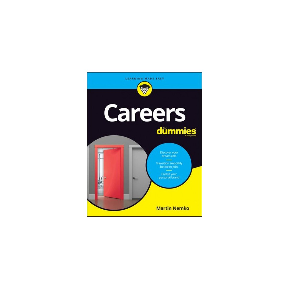 Careers for Dummies - (For Dummies (Career/Education)) by Ph.d. Marty Nemko (Paperback)