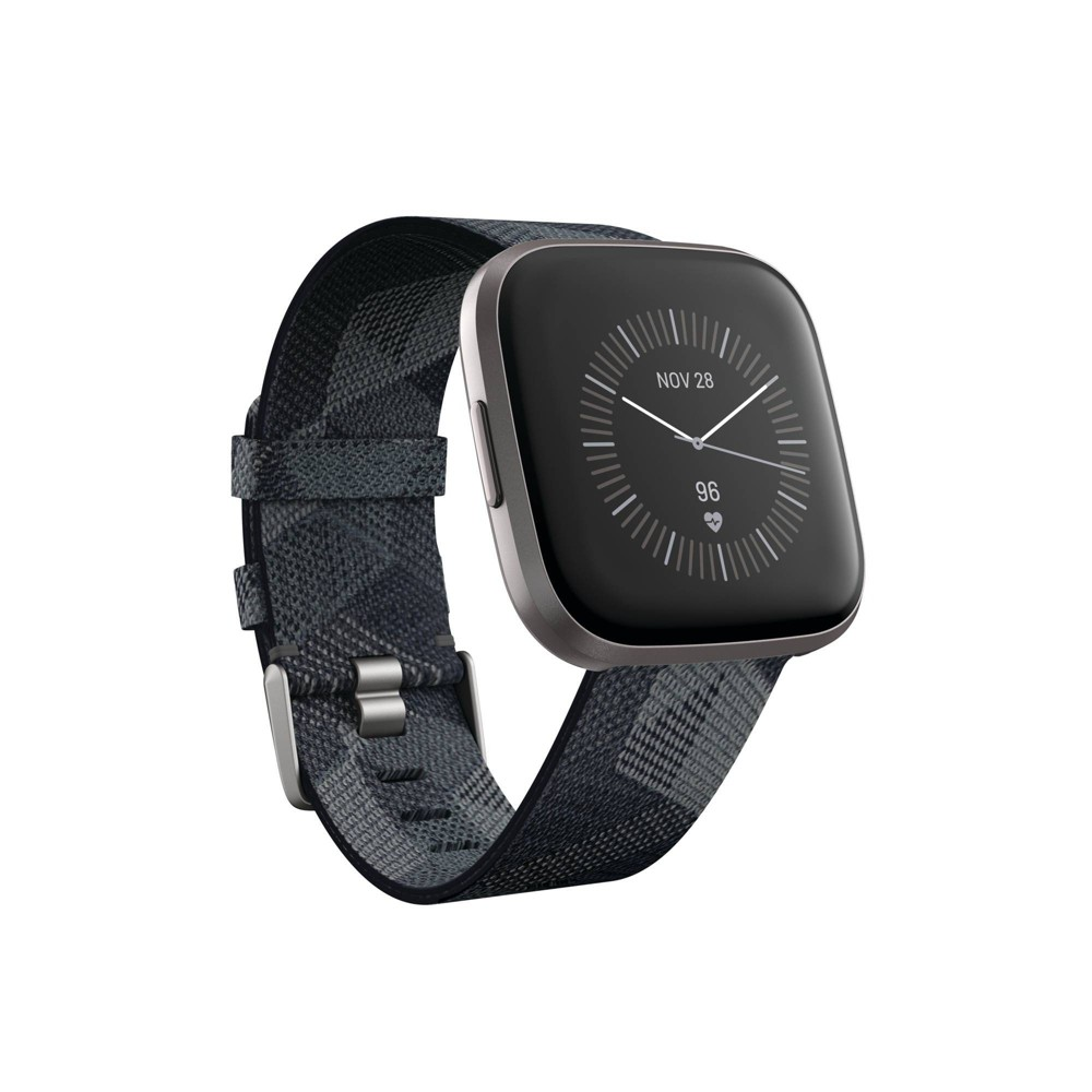 Fitbit Versa 2 Special Edition Smartwatch Charcoal