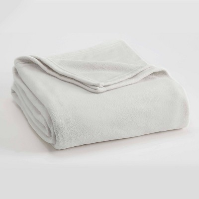 Micro Fleece Bed Blanket - Vellux