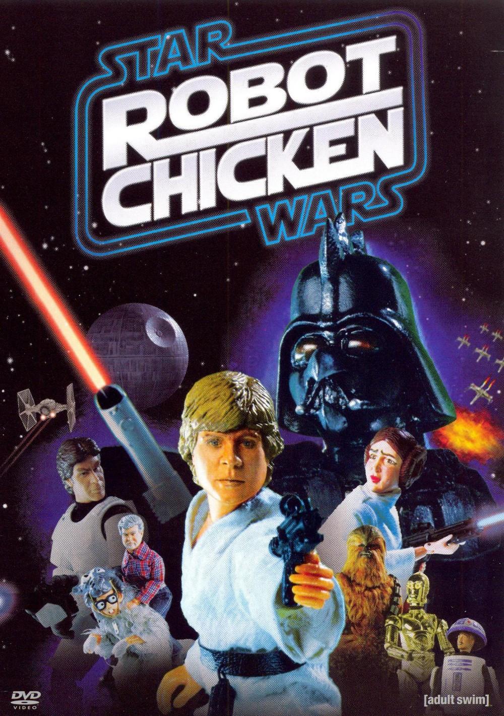 Robot Chicken: Star Wars, Movies