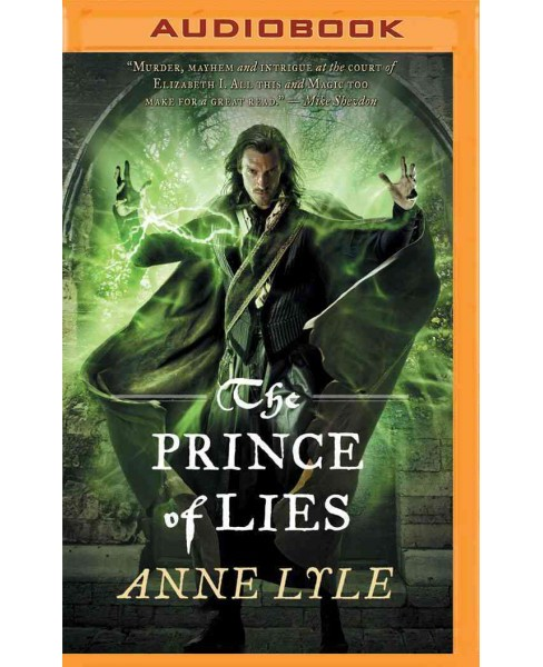 Prince of Lies (MP3-CD) (Anne Lyle) - image 1 of 1