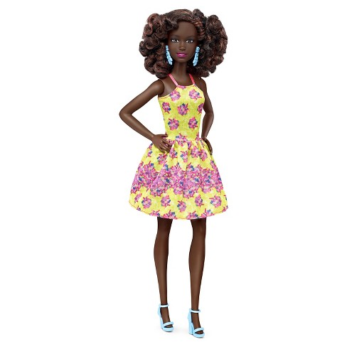 Barbie Fashionistas Doll 20 Fancy Flowers - Original - image 1 of 10