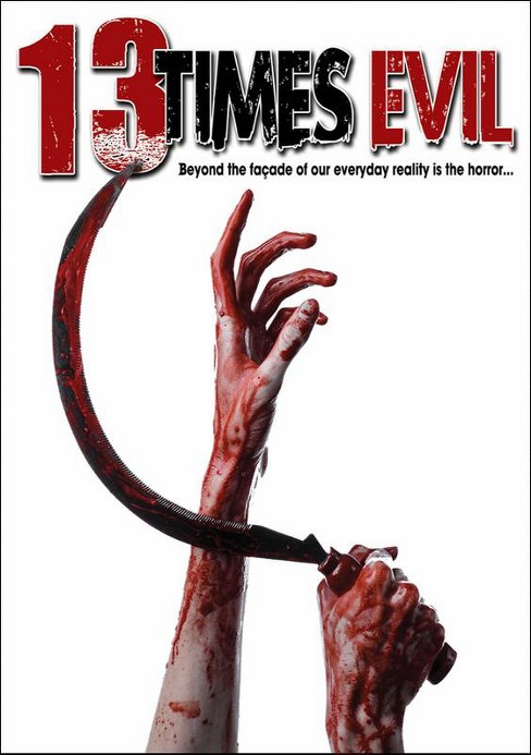 13 times evil (DVD) - image 1 of 1