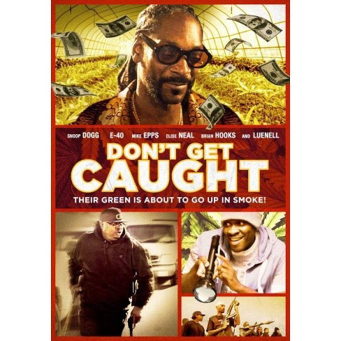 Don't Get Caught (DVD)