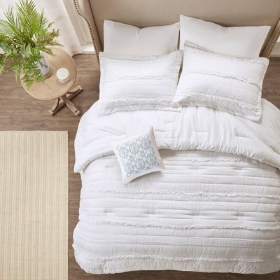 Alexis Ruffle Comforter Set - 5pc