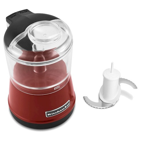 Kitchenaid 3 5 Cup Food Chopper Kfc3511 Target