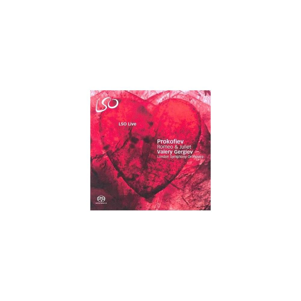 London Symphony Orch - Prokofiev:Romeo & Juliet (CD)