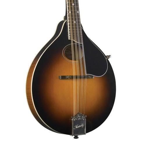 Kentucky KM-270 Artist A-Model Mandolin Vintage Sunburst - image 1 of 4