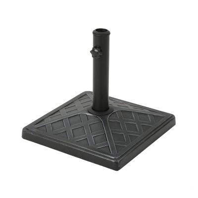 26lb Felix Square Concrete Umbrella Base - Christopher Knight Home