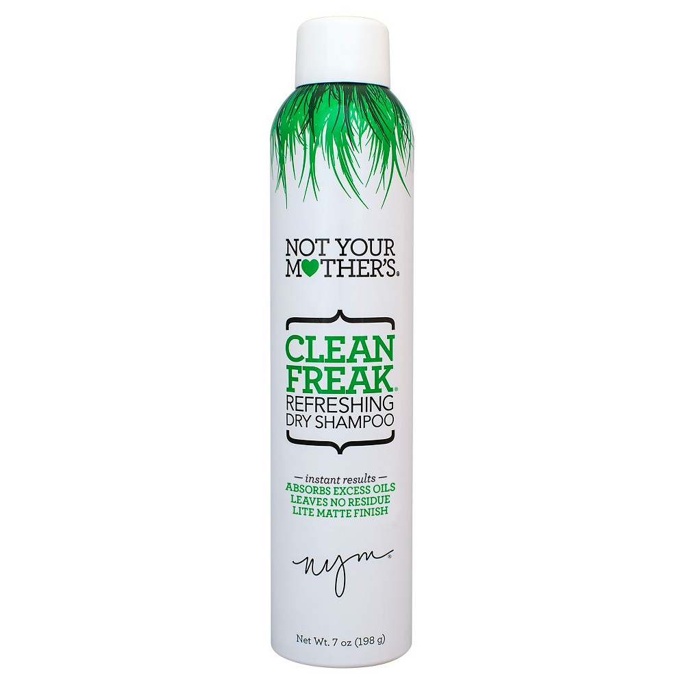 Image of Not Your Mothers Clean Freak Refreshing Dry Shampoo - 7oz